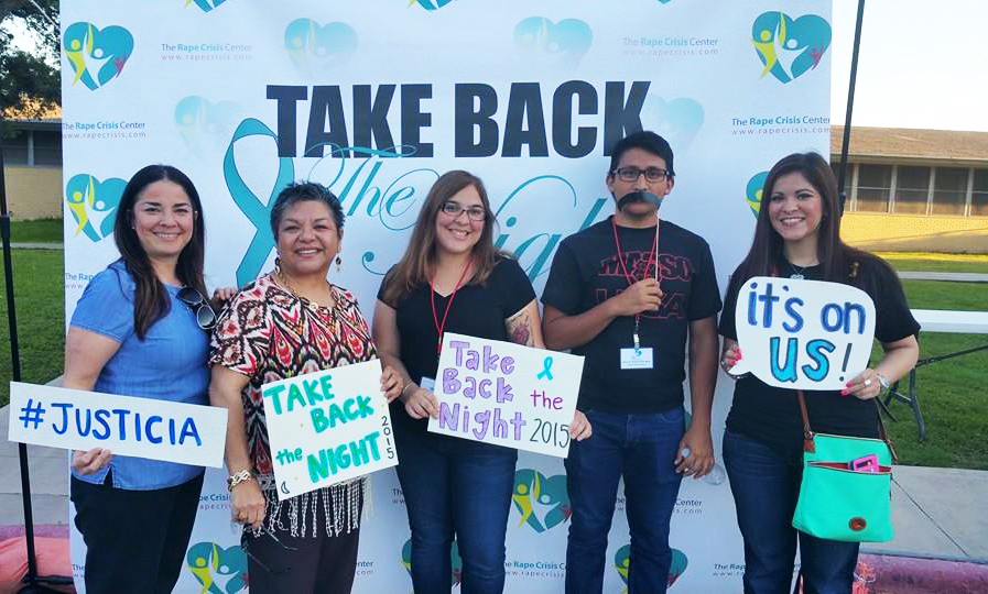 Take Back the Night @ OLLU