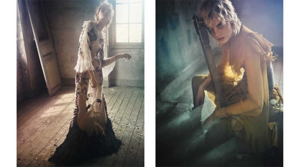 Rory Payne Celine Bouly Telegraph Fashion Special