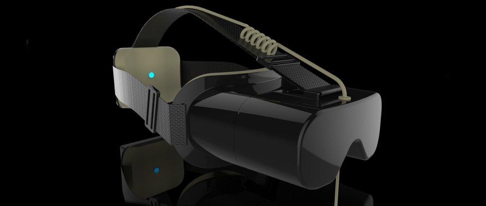 Portable VEP Monitor