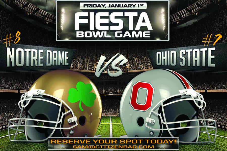 Notre Dame Fiesta Bowl