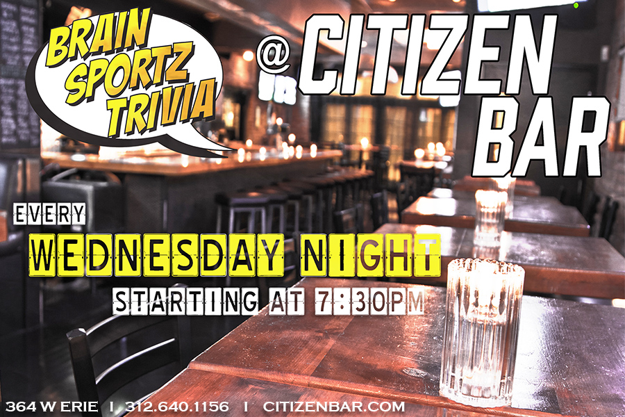 New Years Eve at Citizen Bar