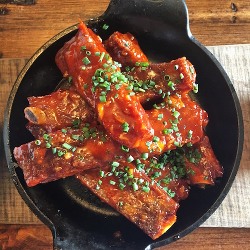 Pork Wings