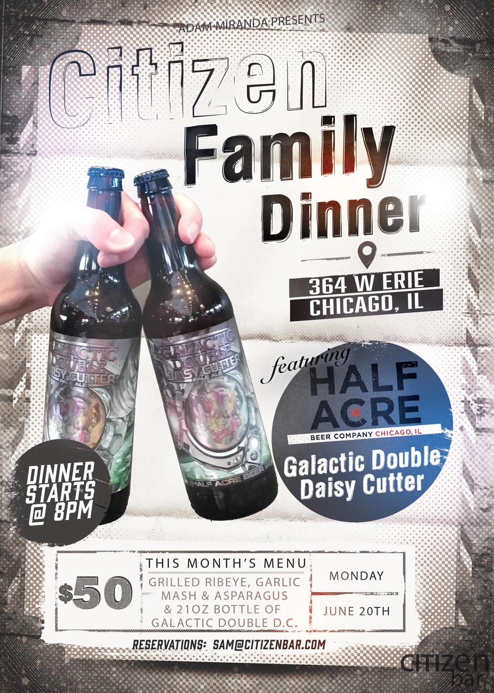 June Family Dinner