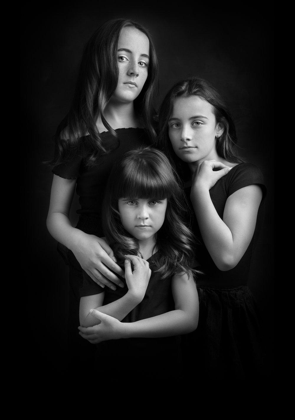 Sienna, Savannah & Skye