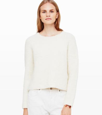 Club Monaco Elsa Boucle Sweater