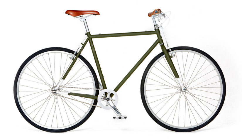 Brilliant: Astor bicycle