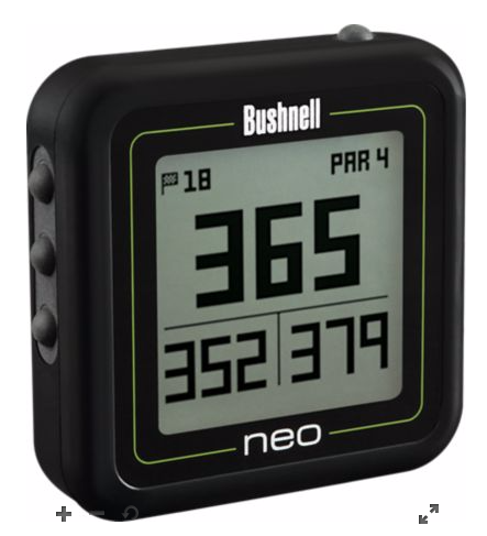 Bushnells: Neo Ghost Golf GPS