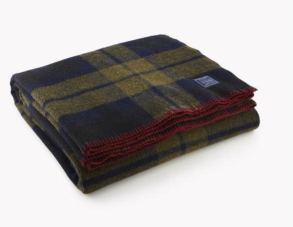 Faribault: Foot Soldier Military Blanket