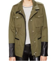 Maje barn jacket-  no longer available