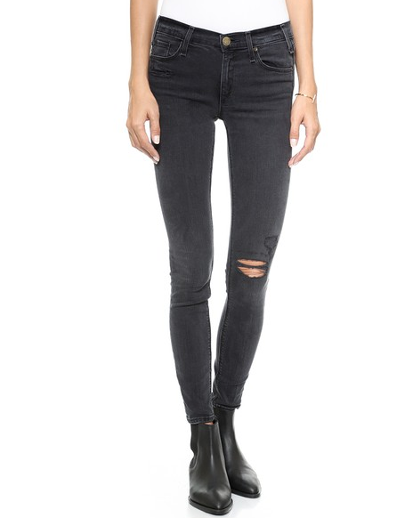 McGuire Denim newton skinny jeans in malachite
