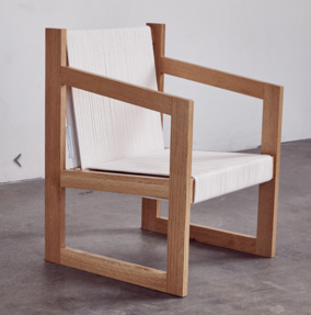 Chair No. 2 Oak
