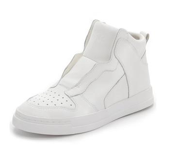 ASH: Enigma hightop sneaker