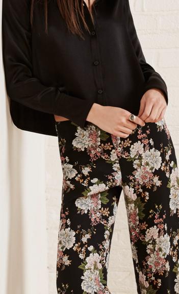 REFORMATION: Bellini Pant in botanic