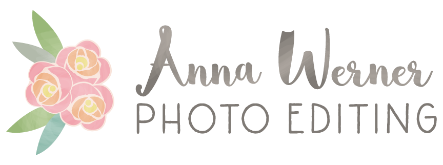 Anna Werner Photo Editing