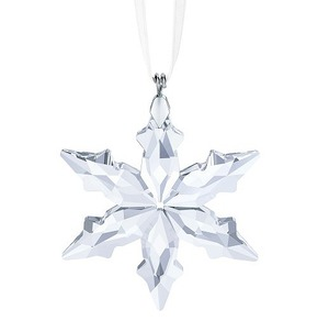 cbce0775e 2015 Little Swarovski Star Ornament