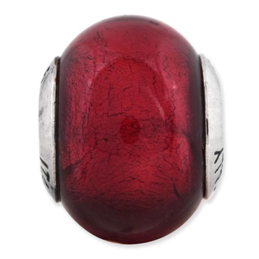 fbfbb78e2 Red Murano Glass Chamilia Bead — Home