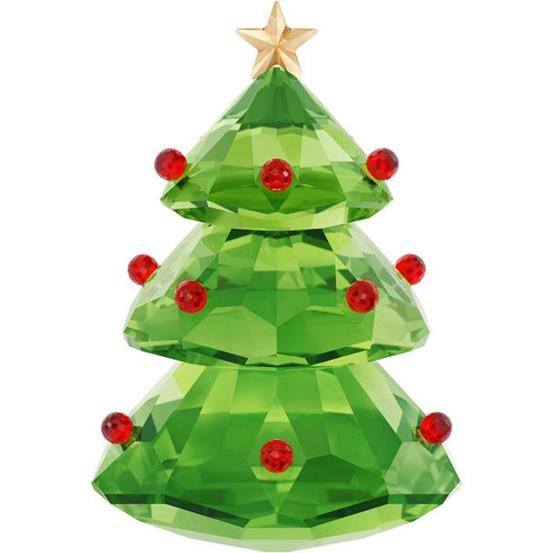 Swarovski Christmas Tree Ornament - Swarovski Christmas Tree Ornament €� Home