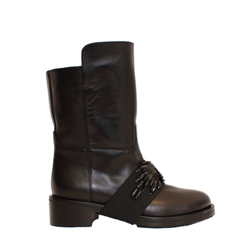 DOROTHEE SCHUMACHER EMBRODIERED DELUXE BOOT