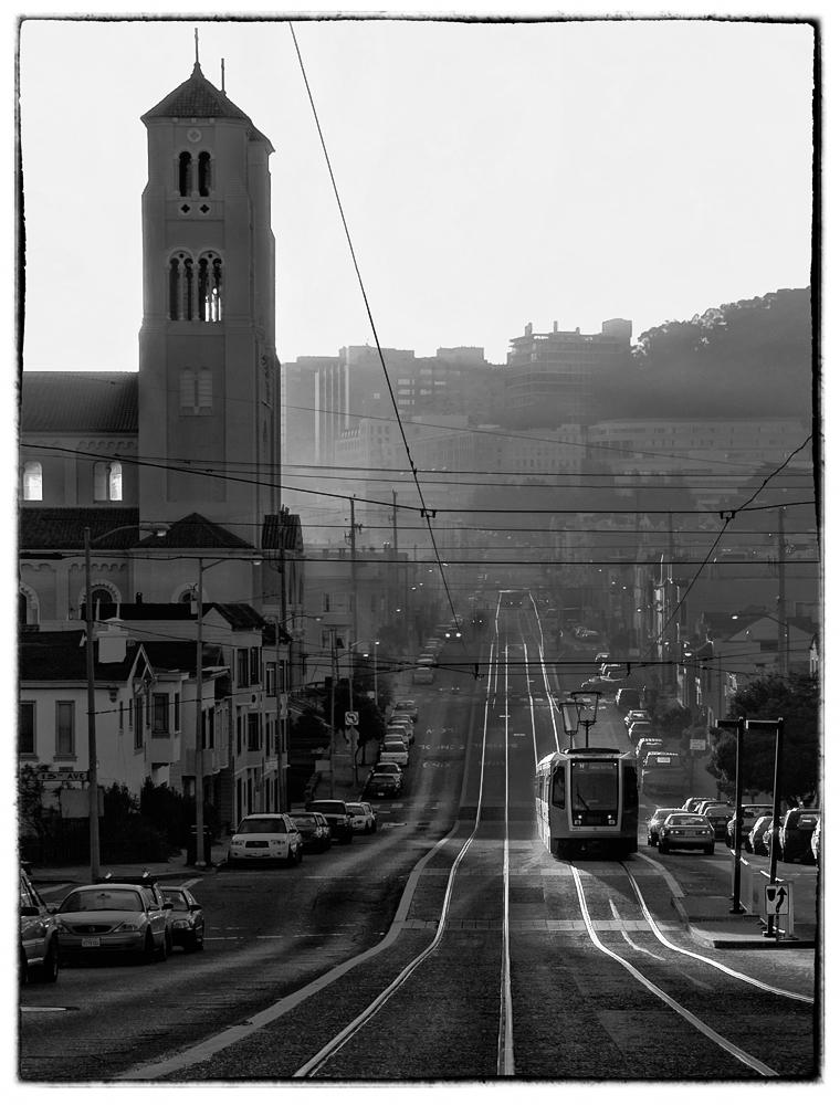 N-Judah/St.Anne's, Sunrise