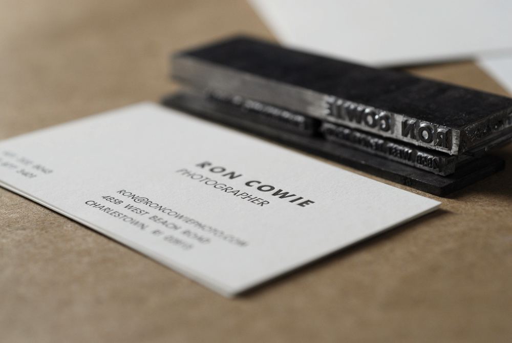 Stationery — DWRI Letterpress