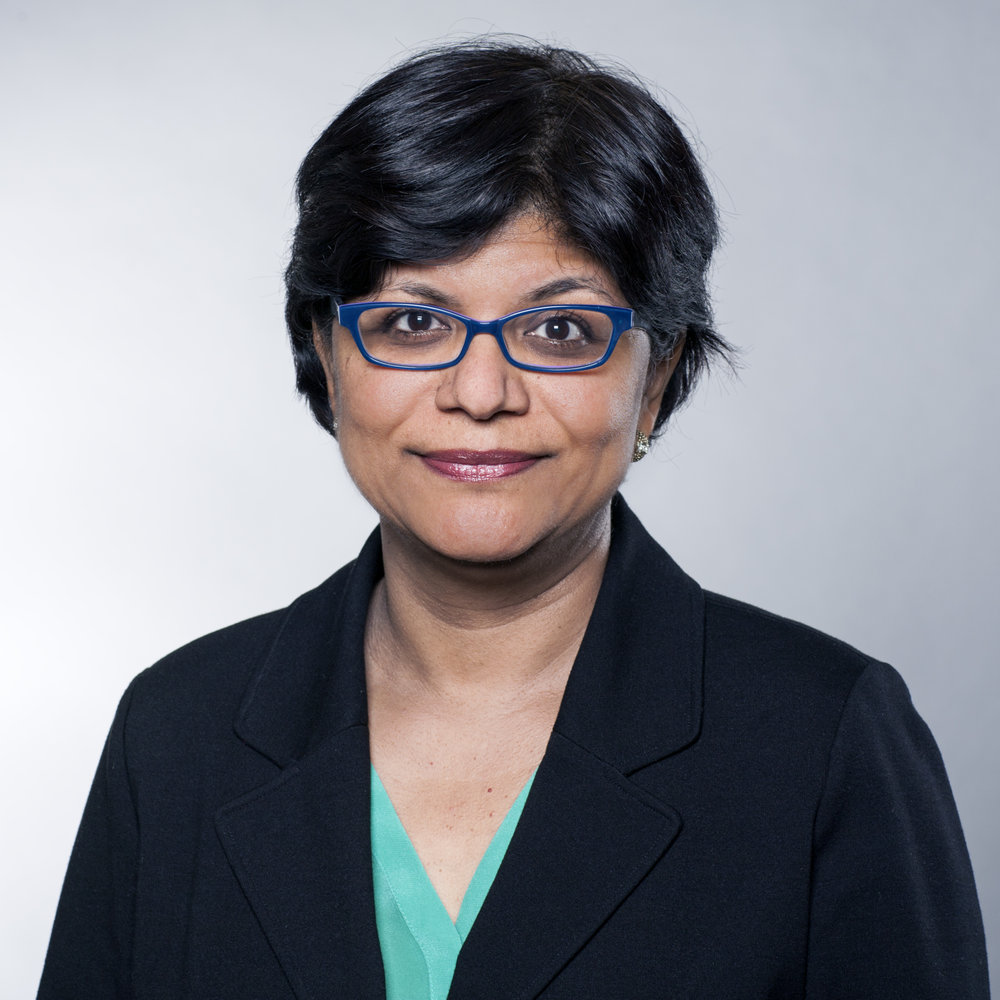 Vandana Menon, PhD, MD     VP, Research