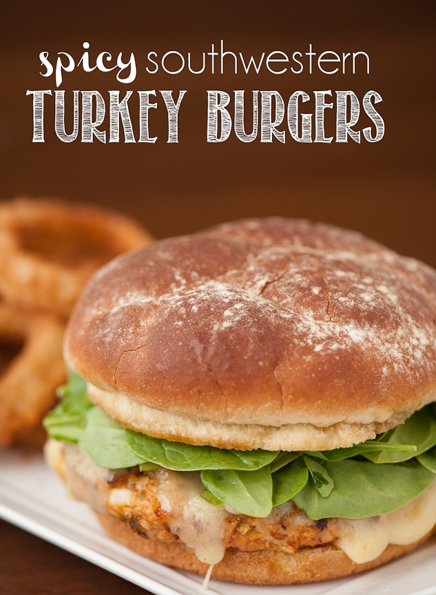 Photo credit:  http://selfproclaimedfoodie.com/spicy-southwestern-turkey-burgers/