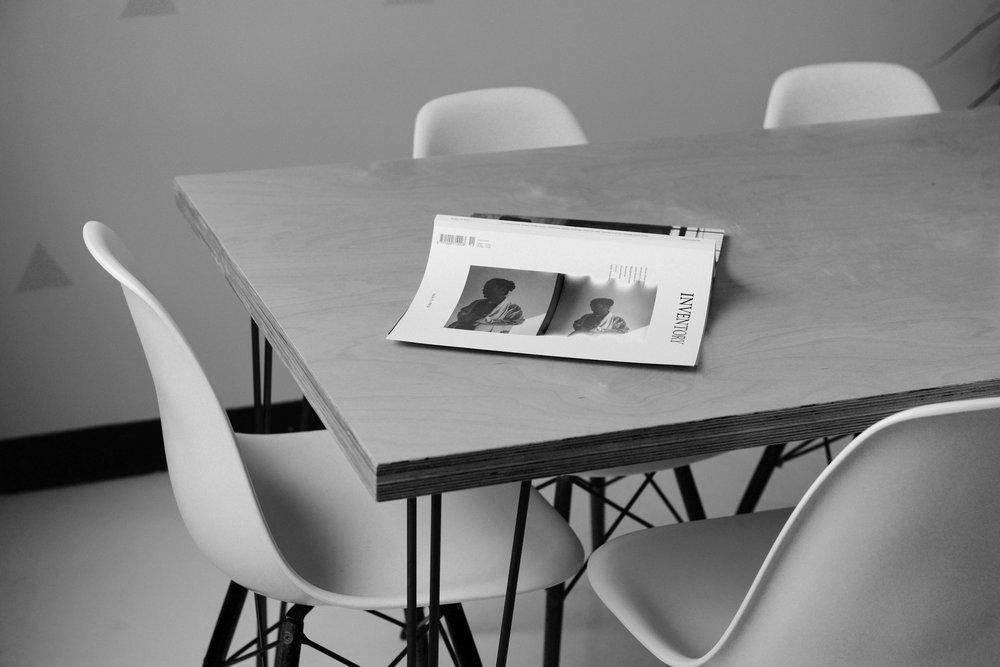 Your needs are unique. Contact me for design inquiries. - hello@latorracastudio.com