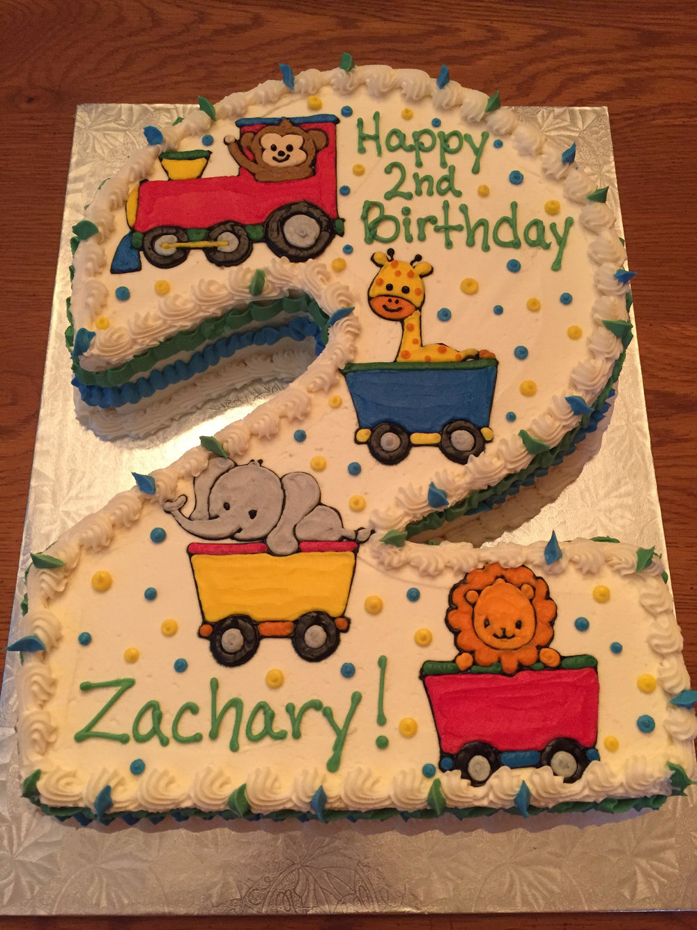 kids birthday Cakes by Caroline