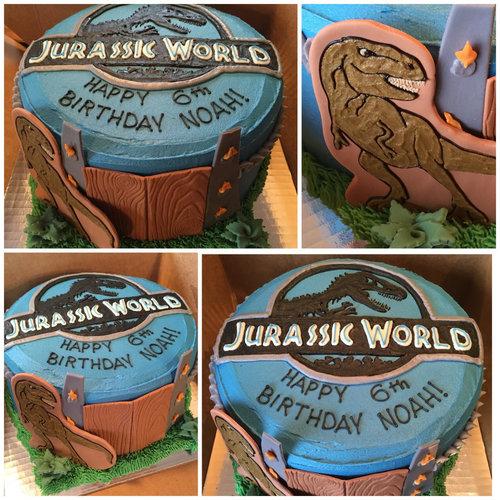 Kids Birthday Cakes By Caroline