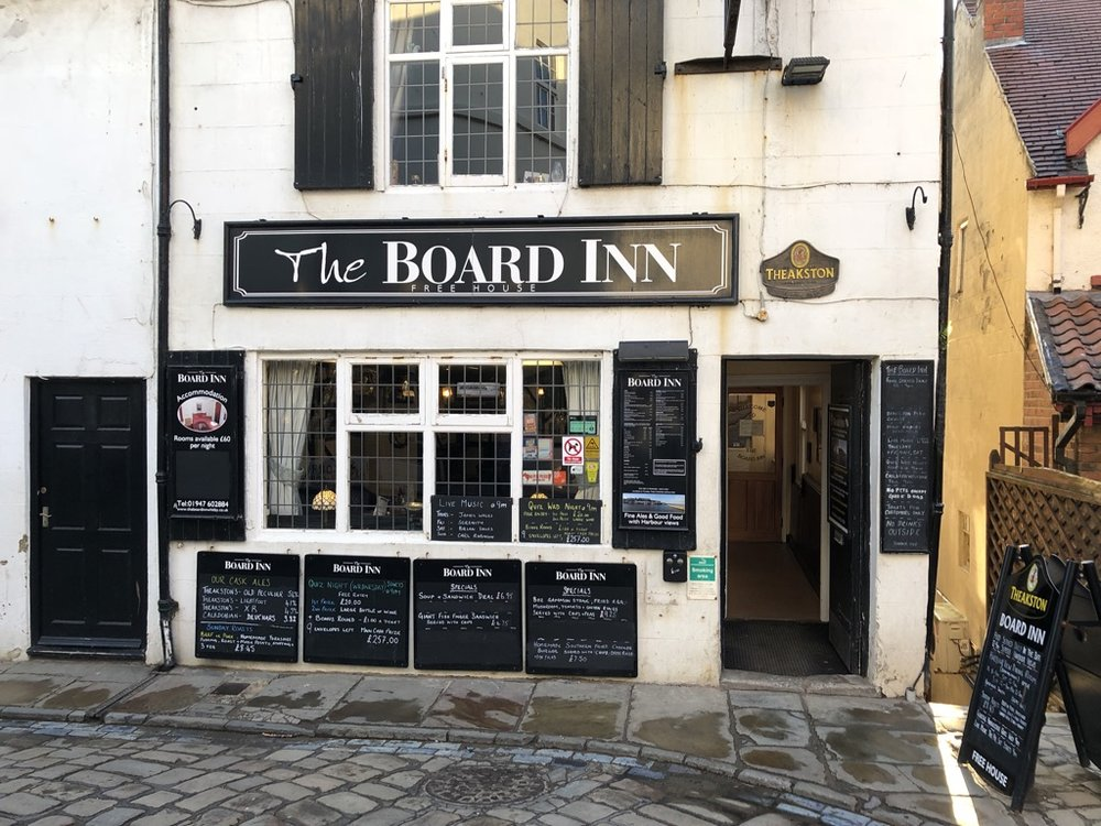 The Board Inn - Quiz Night - Wednesday from 2030