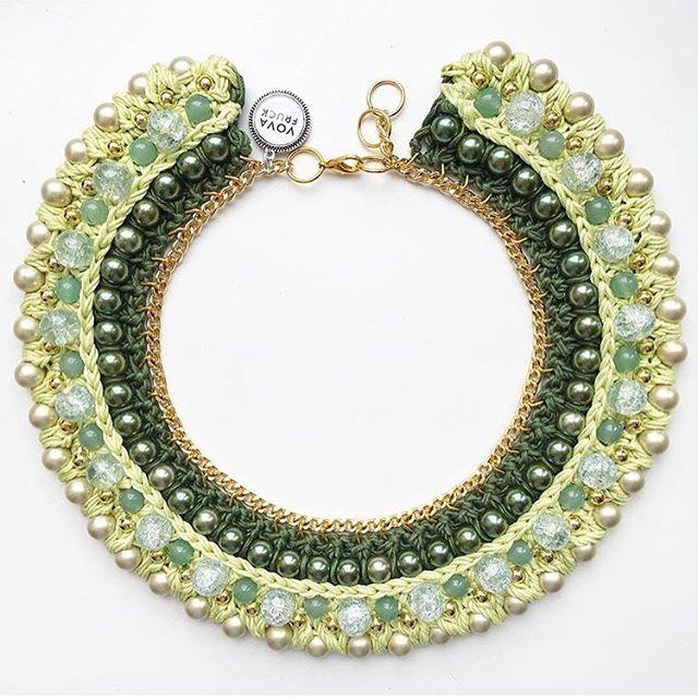 Very precious collection - #aventurines  #vovafruck #necklace #handmade #handmadenecklace #handmadejewelry #statementnecklace #accessories