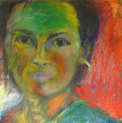 LorencDoucette /Self Portrait
