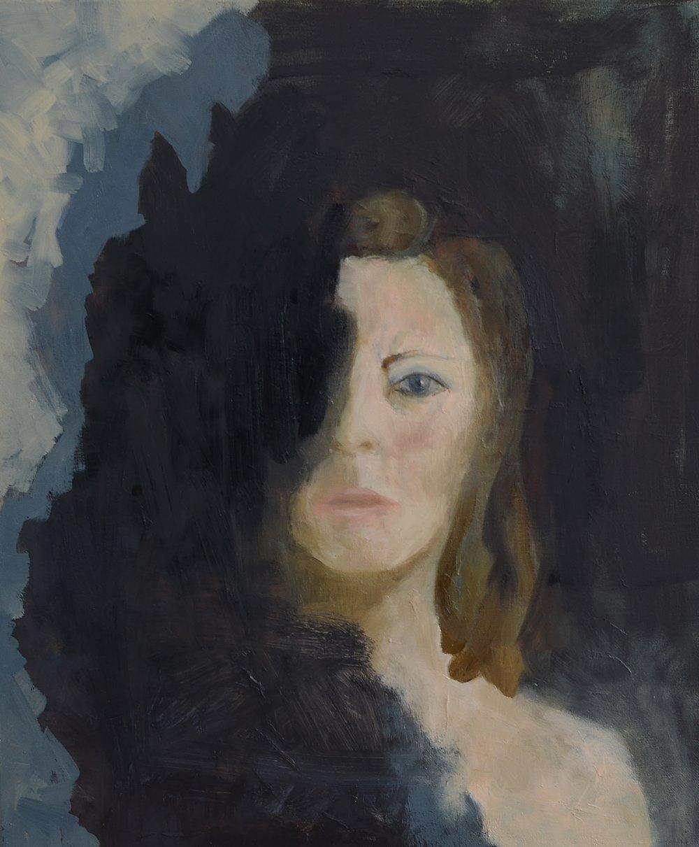 Portrait in Winter, Neta Goren