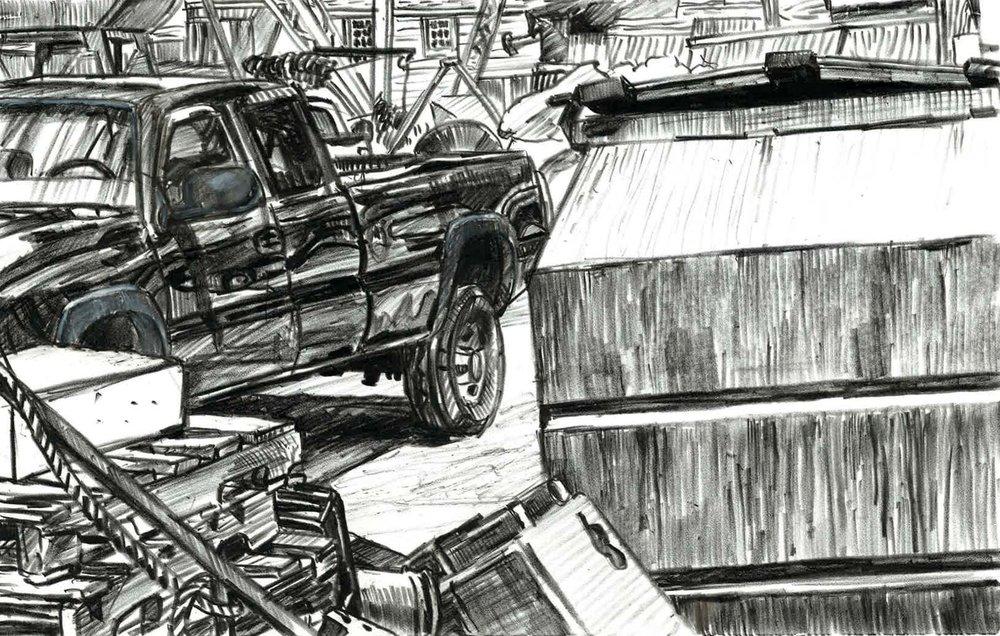 Taking Inventory (Dumpster Back).jpg