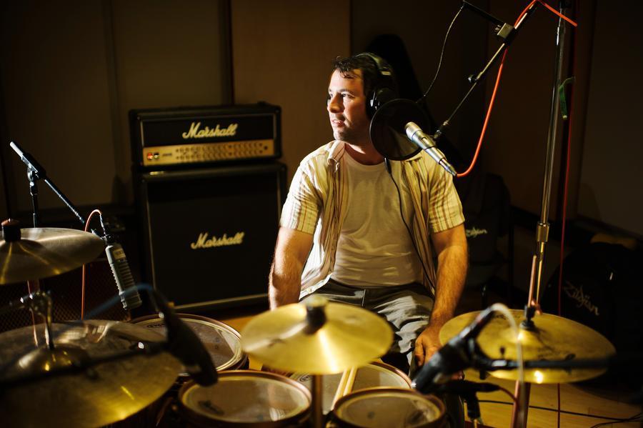 Greg Moon, Live Room CDIA Studios - Photo by Johnny Arguedas.jpg