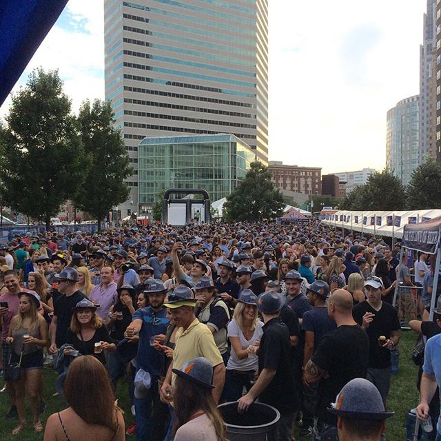 #bostoberfest was a doozy this year! @samueladamsbeer
