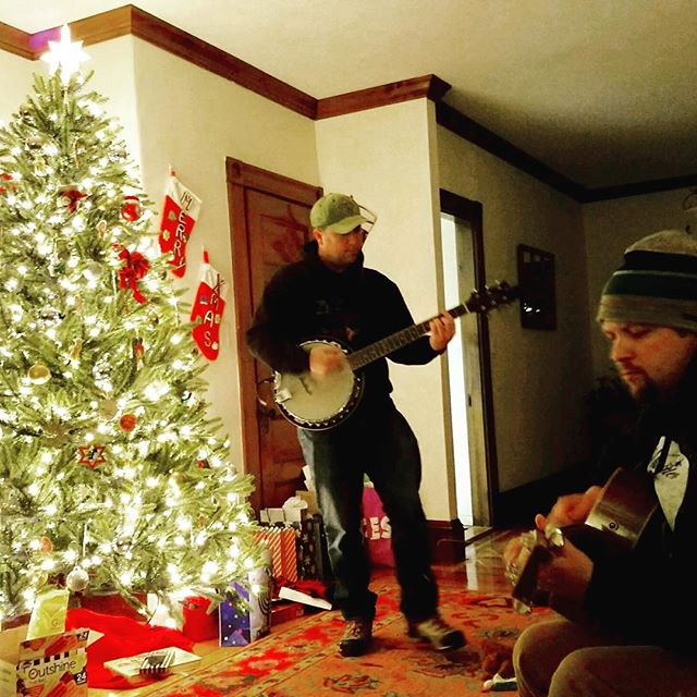 #acoustic rehearsal, holiday edition.