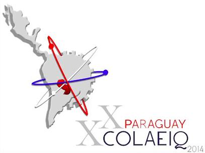 XX COLAEIQ - PARAGUAY 2014