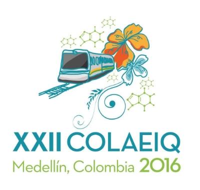 XXII COLAEIQ - COLOMBIA 2016
