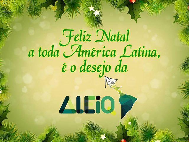 Feliz Natal América Latina!🎄🎁🎆