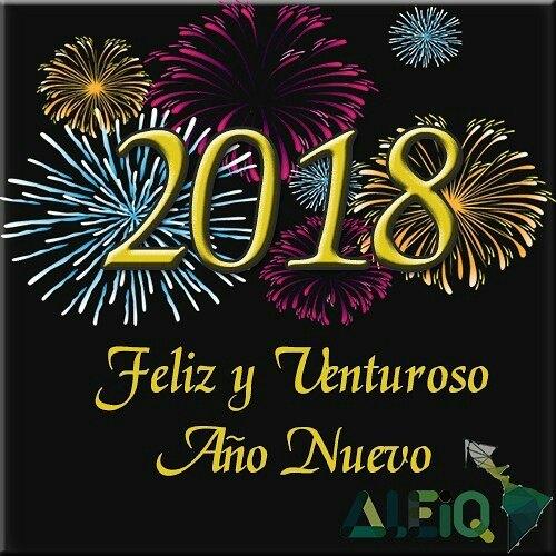 ¡FELIZ AÑO NUEVO! 🎉🎉🎉 De parte de ALEIQ les deseamos muchos éxitos y que disfruten este nuevo año en compañía de sus familiares y amigos.  Cada vez estamos más cerca del XXIV COLAEIQ Buenos Aires. ¡Nos vemos en Argentina!