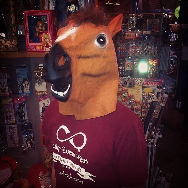 President Horse.
