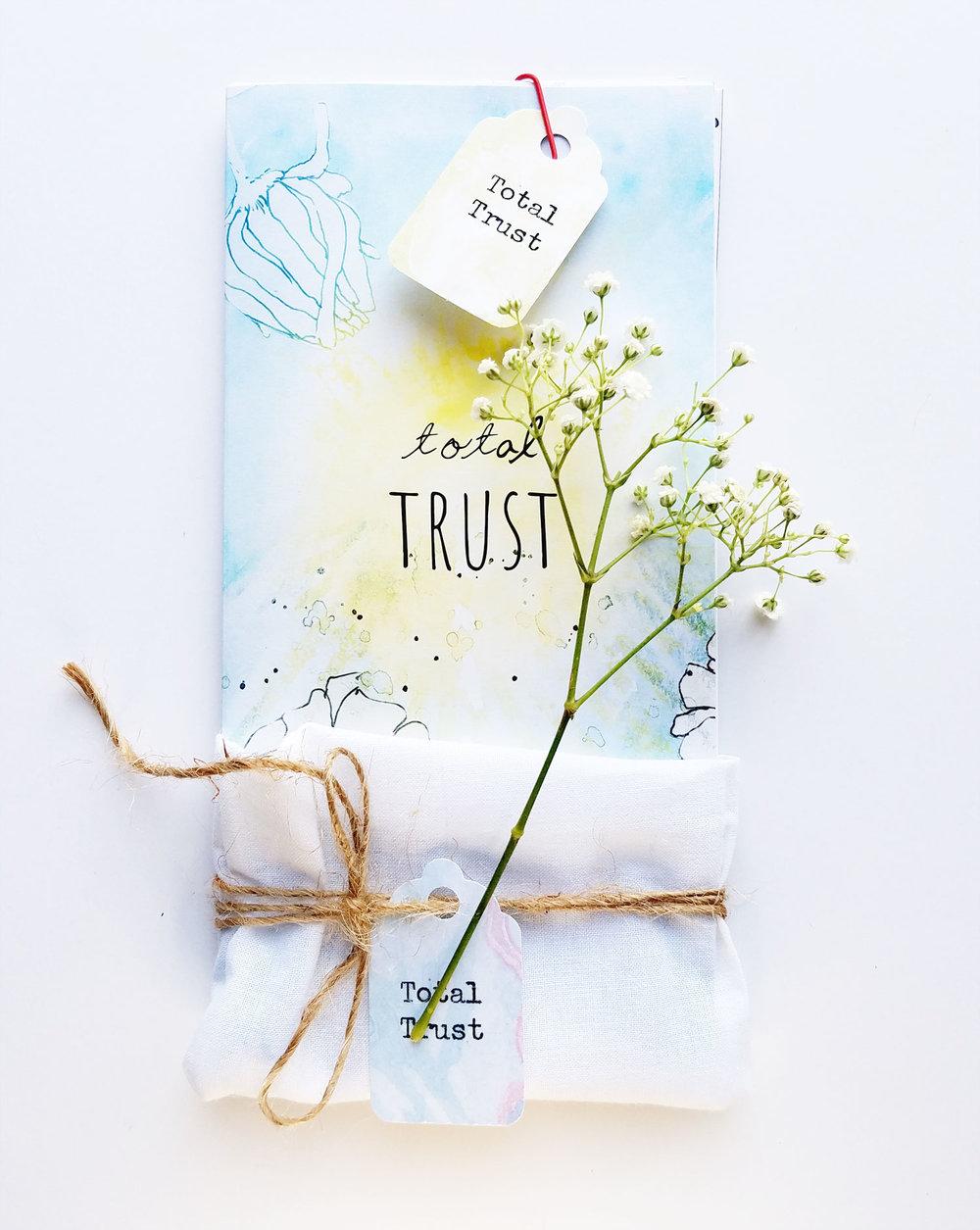Total trust - creative devotional kit