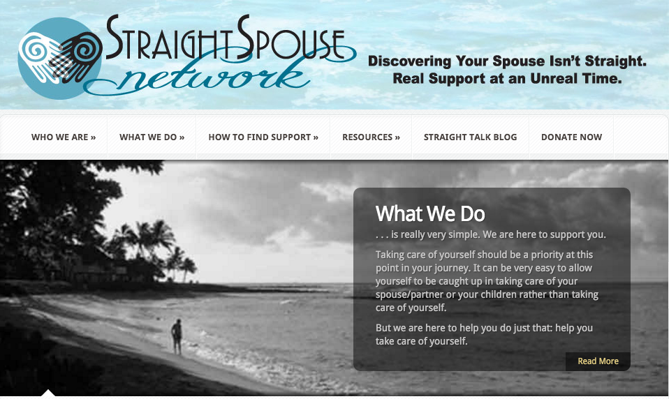 Straight Spouse Network