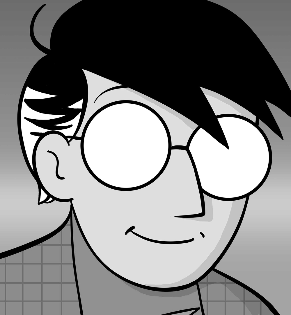 Scott McCloud, Cartoonist