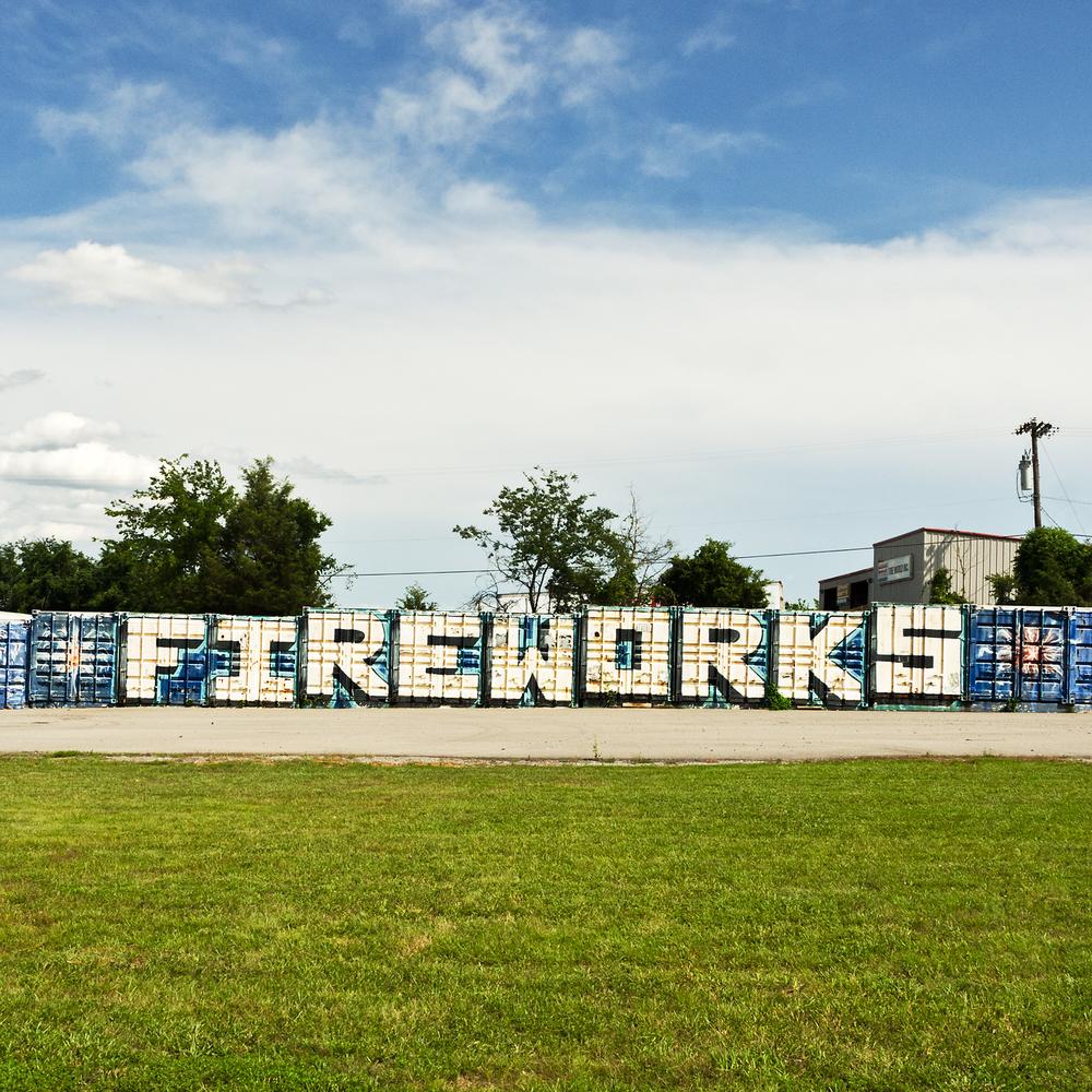 B&B Family Fireworks. La Verne, TN.