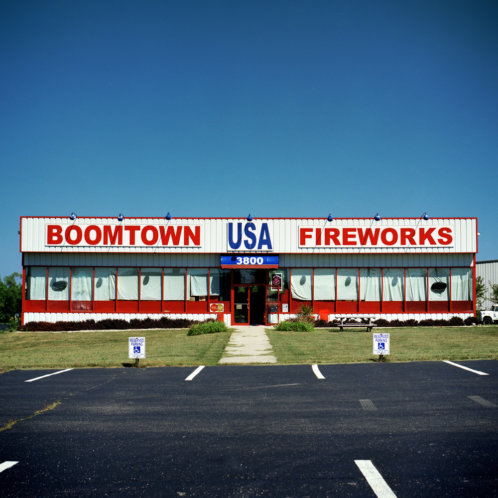 Boomtown USA Fireworks. Merrilville, IN.