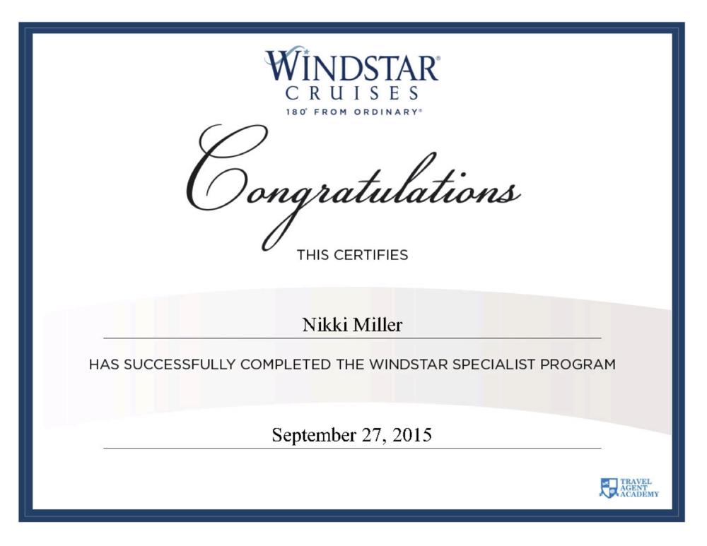 Windstar Cruises Certificate 2015.png