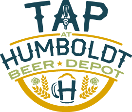 Tap at Humboldt Beer Depot