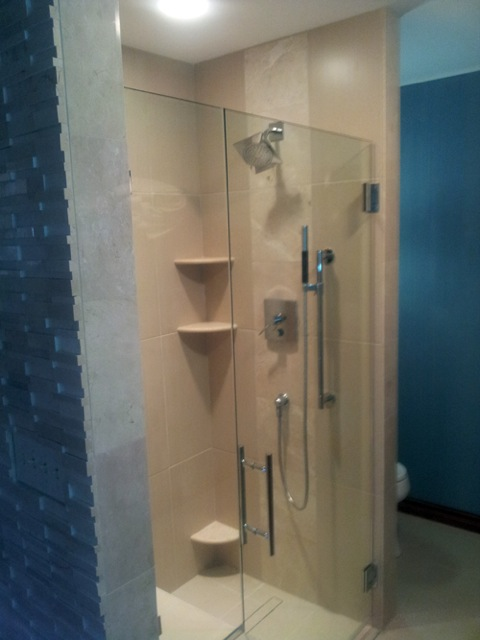 Shower Age in Place